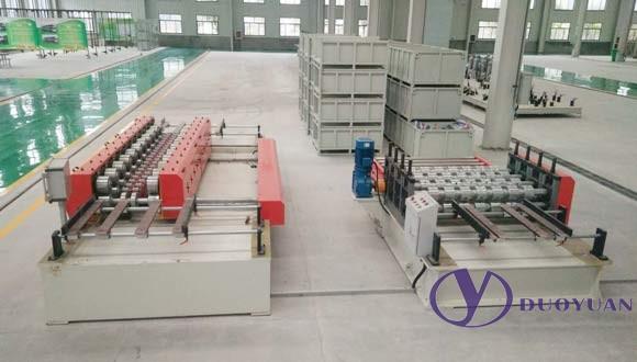 Duoyuan equipment on 2007
